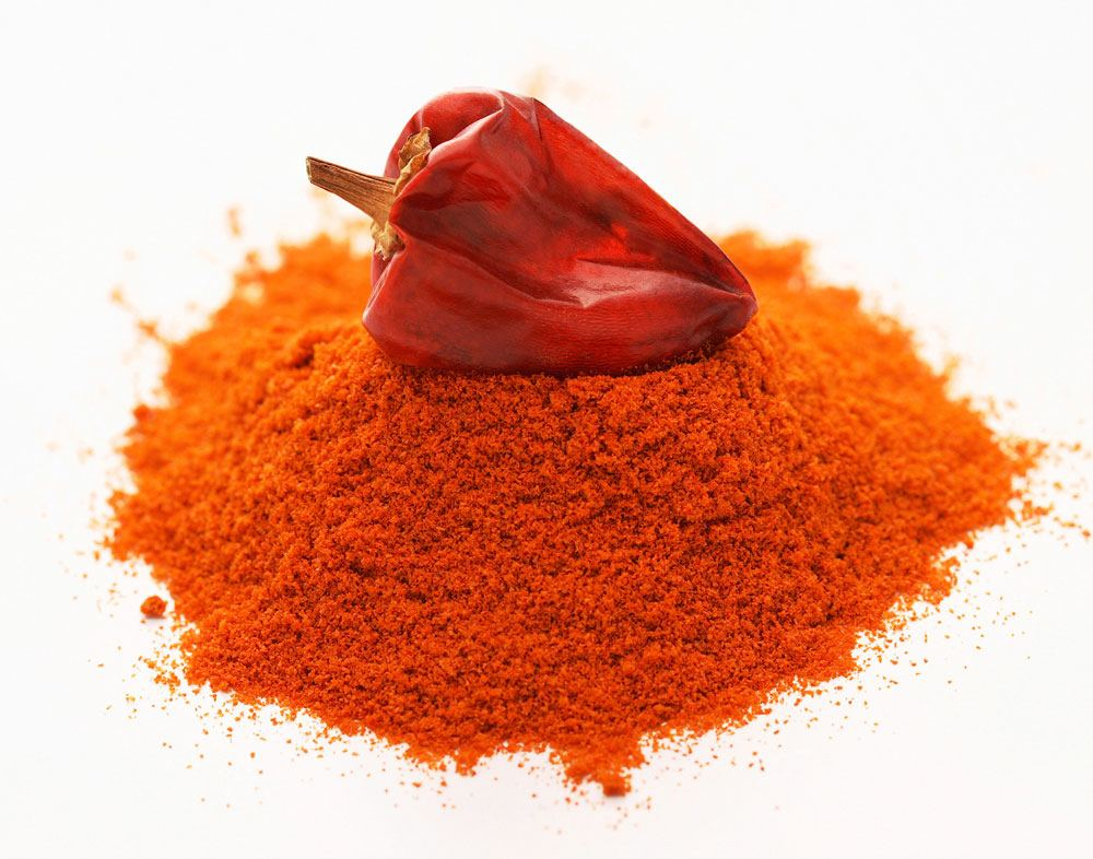 A Chili on the Chili Powder