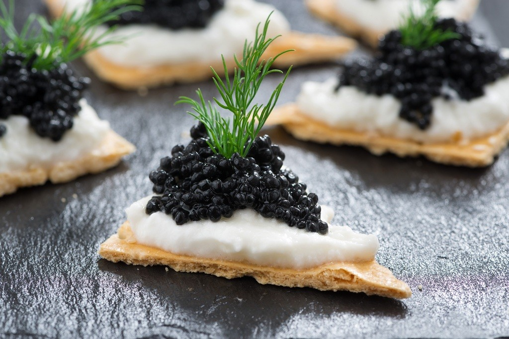 Why is caviar so expensive (step by step)?
