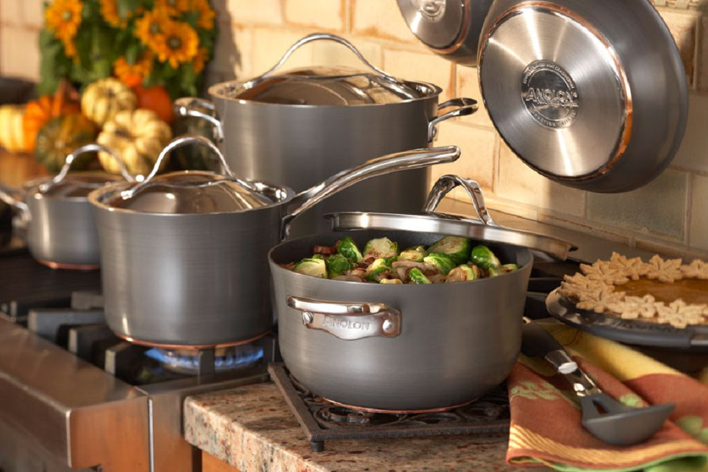 Understanding your Cookware with Anolon Cookware Reviews January ...