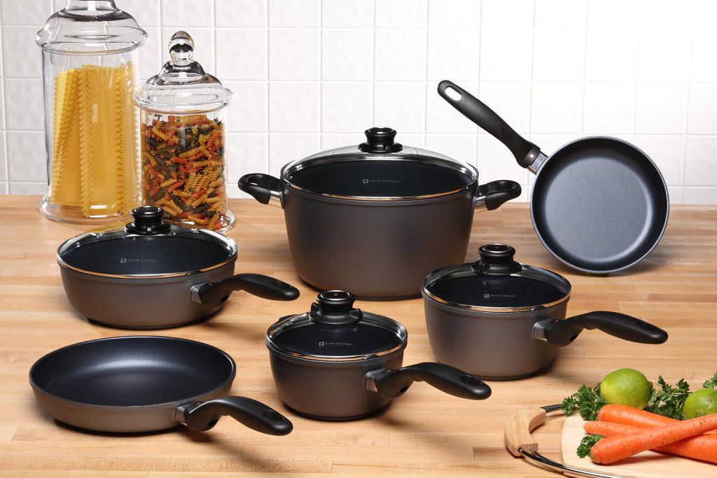 Features of Belgique Cookware