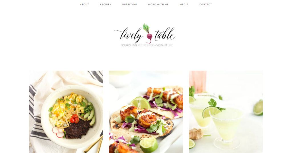 Top 50 food blogs you should be reading jul 2018 at first i followed kaleigh who is introduced as a registered dietitian nutritionist and master of nutrition to learn new delicious and healthy recipes forumfinder Choice Image