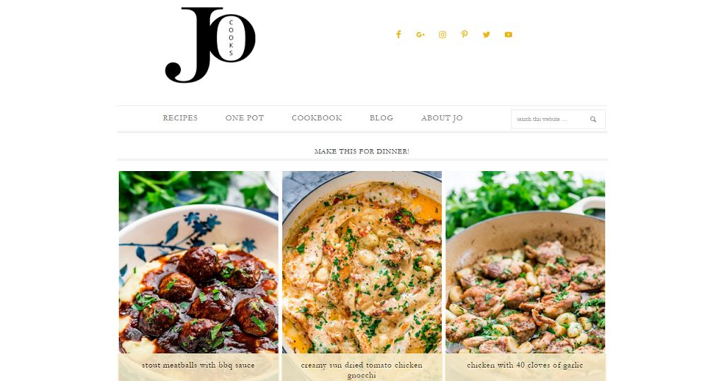 Top 50 food blogs you should be reading jul 2018 i am a big fan of jos blog and learnt a lot from her i was amazed when i knew she worked in it world before turned to cooking and baking forumfinder Choice Image