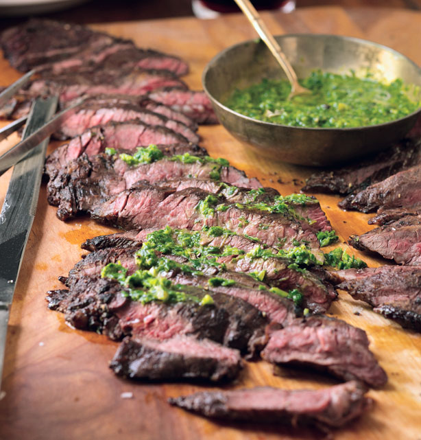 Steak, the Ted Allen Way