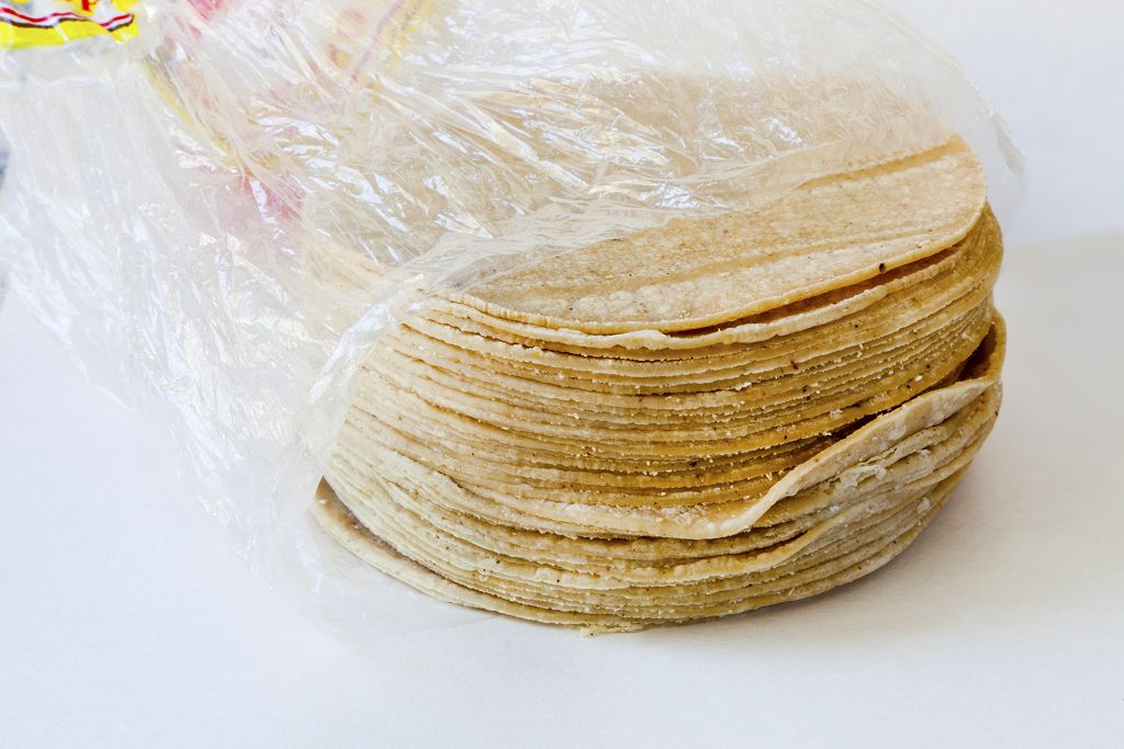 Refrigerate Tortillas