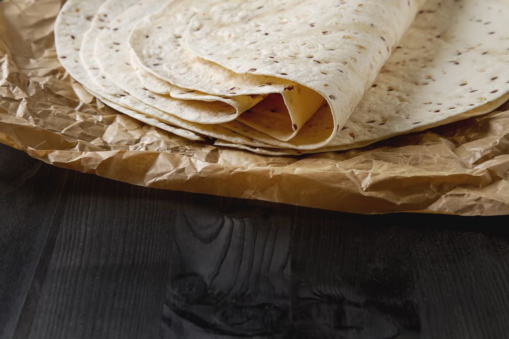 Freeze Tortillas