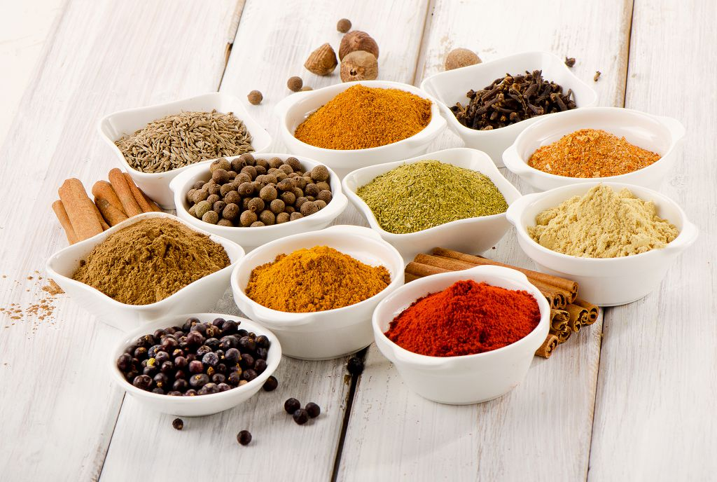 The Variants Of Curry Powder