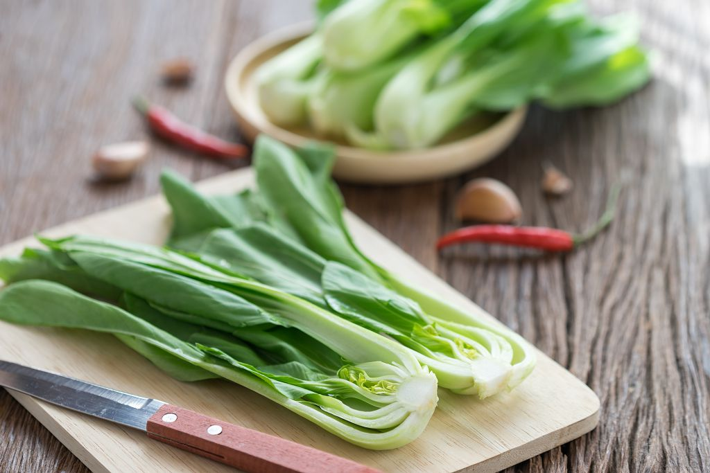 how-to-cut-bok-choy