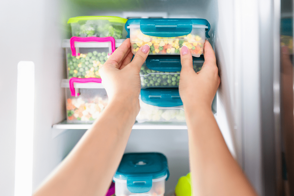 Store Foods Safely And Easily With The Best Freezer Containers