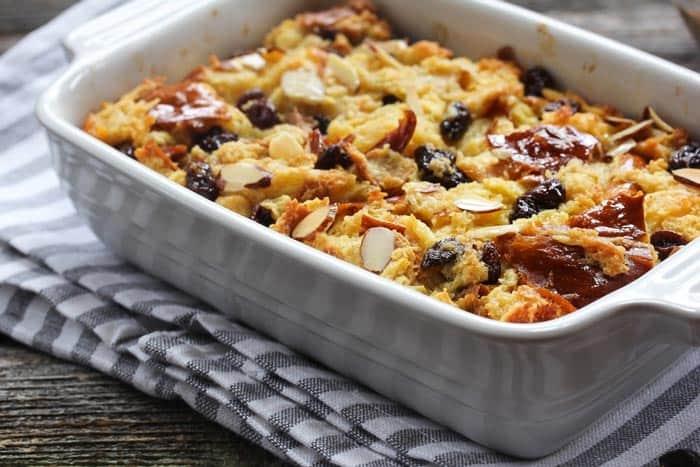 vegan bread pudding recipes