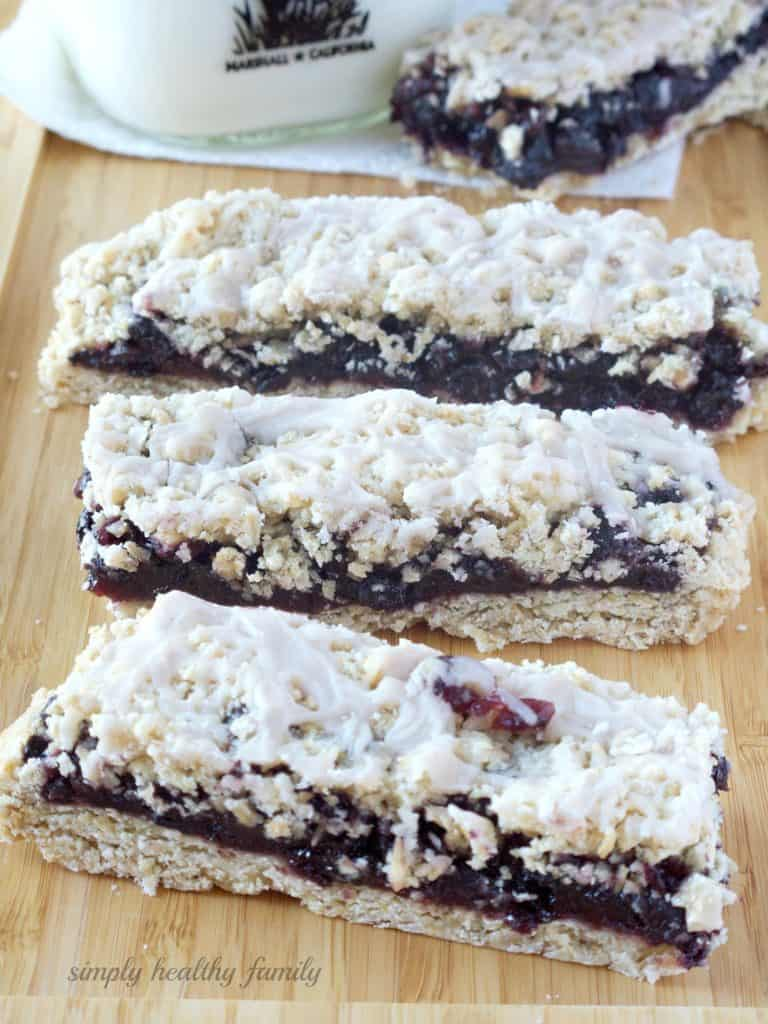 Blueberry Crumb Bars 2