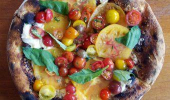 Farmer's Market Pizza #Sundaysupper