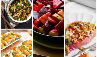 Forty Healthy And Creative Thanksgiving Day Side Dishes That Are Centertable Worthy