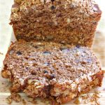 Cinnamon And Spice Bread With Dates And Walnuts