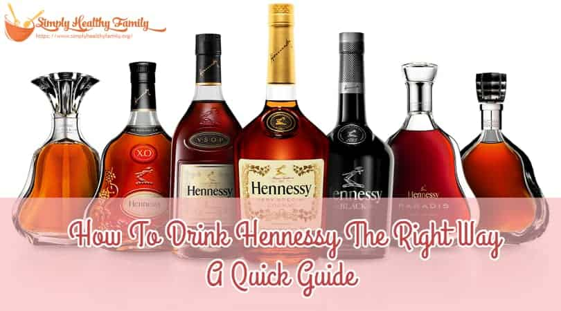 how to drink hennessy