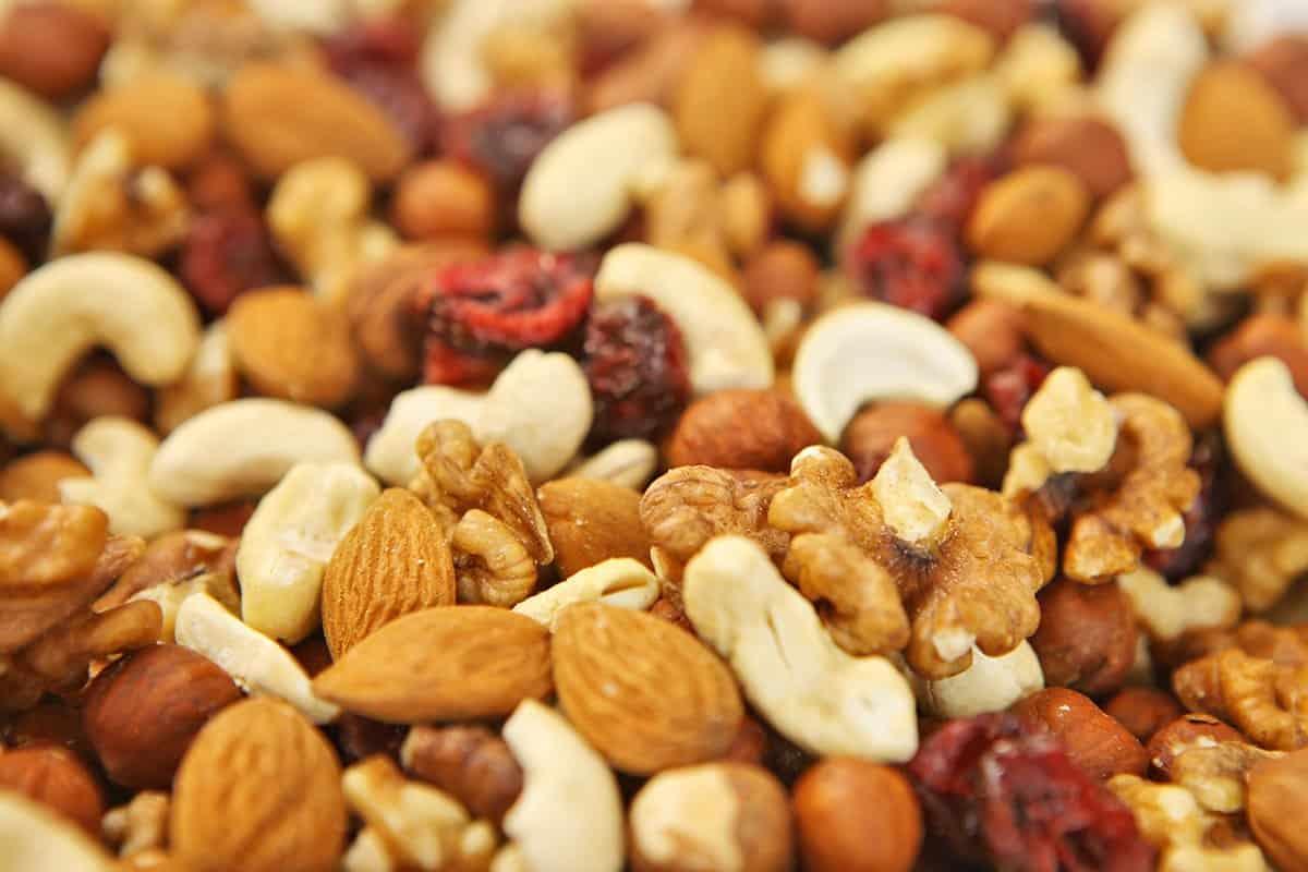 Dehydrate Almonds