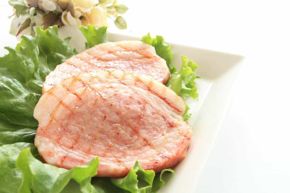 how to cook fresh ham steak
