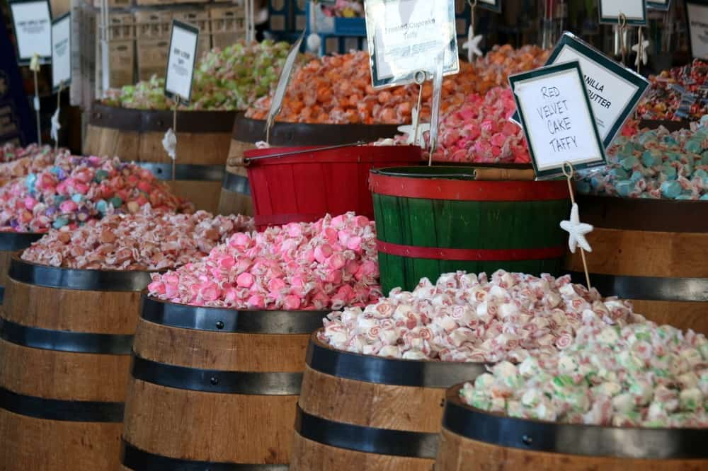 Salt Water Taffy on the market
