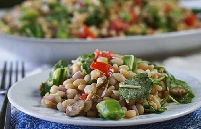white bean recipe vegan