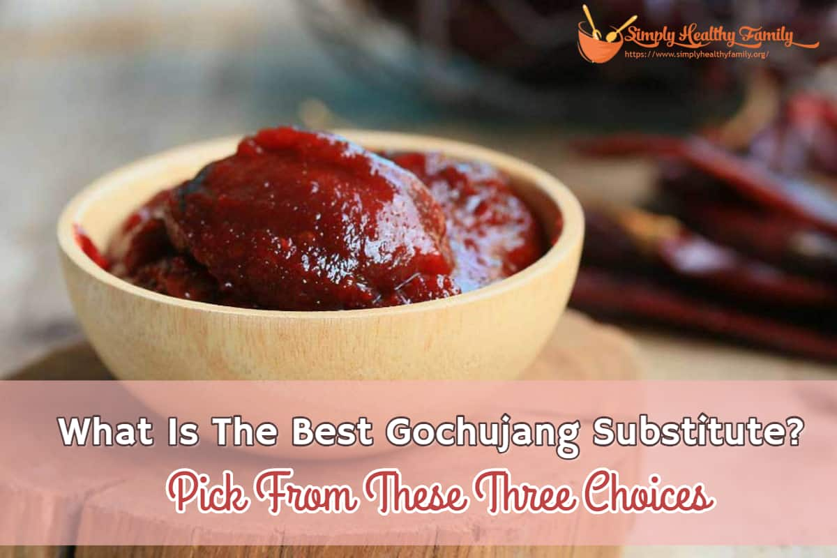 What Is The Best Gochujang Substitute? Pick From These Three Choices