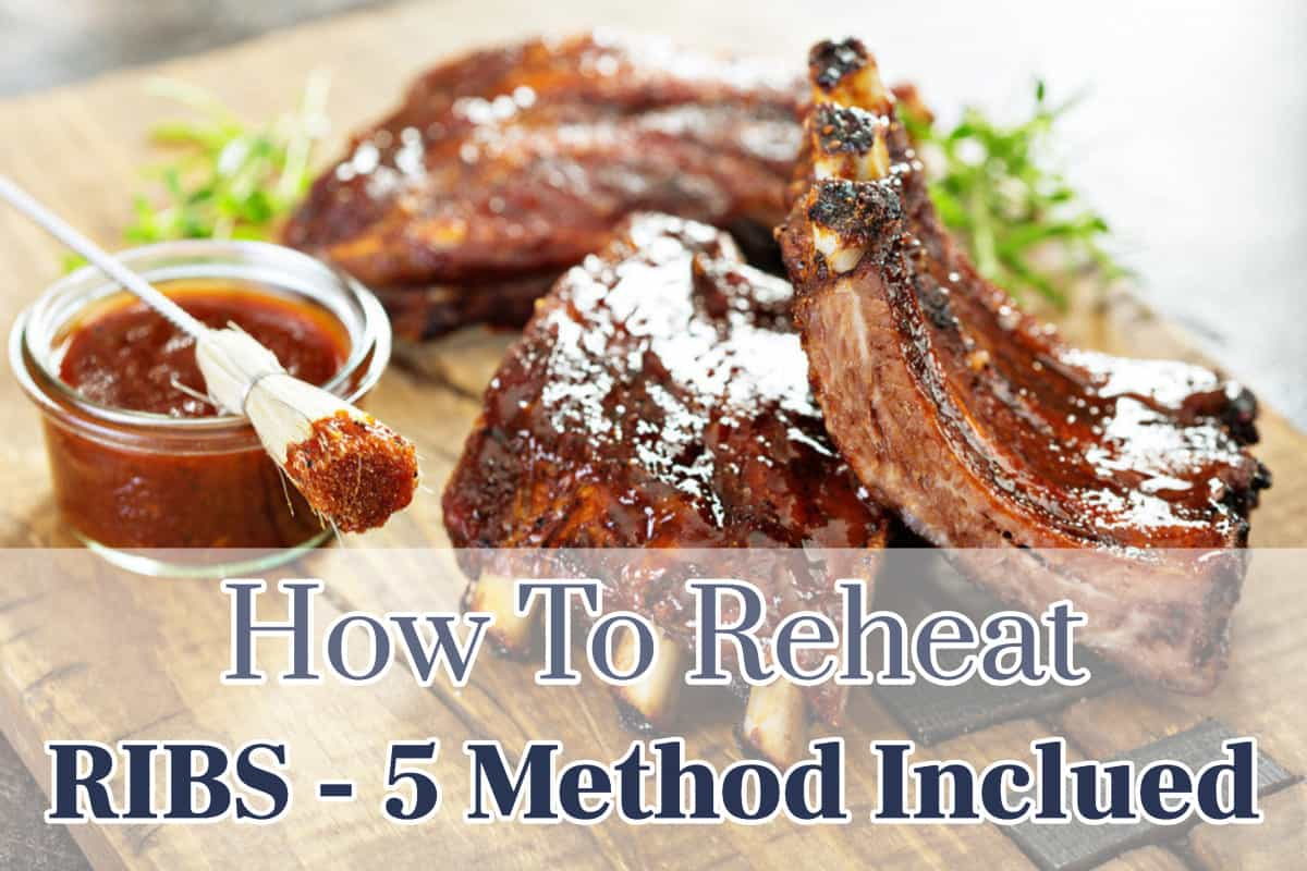how to reheat ribs