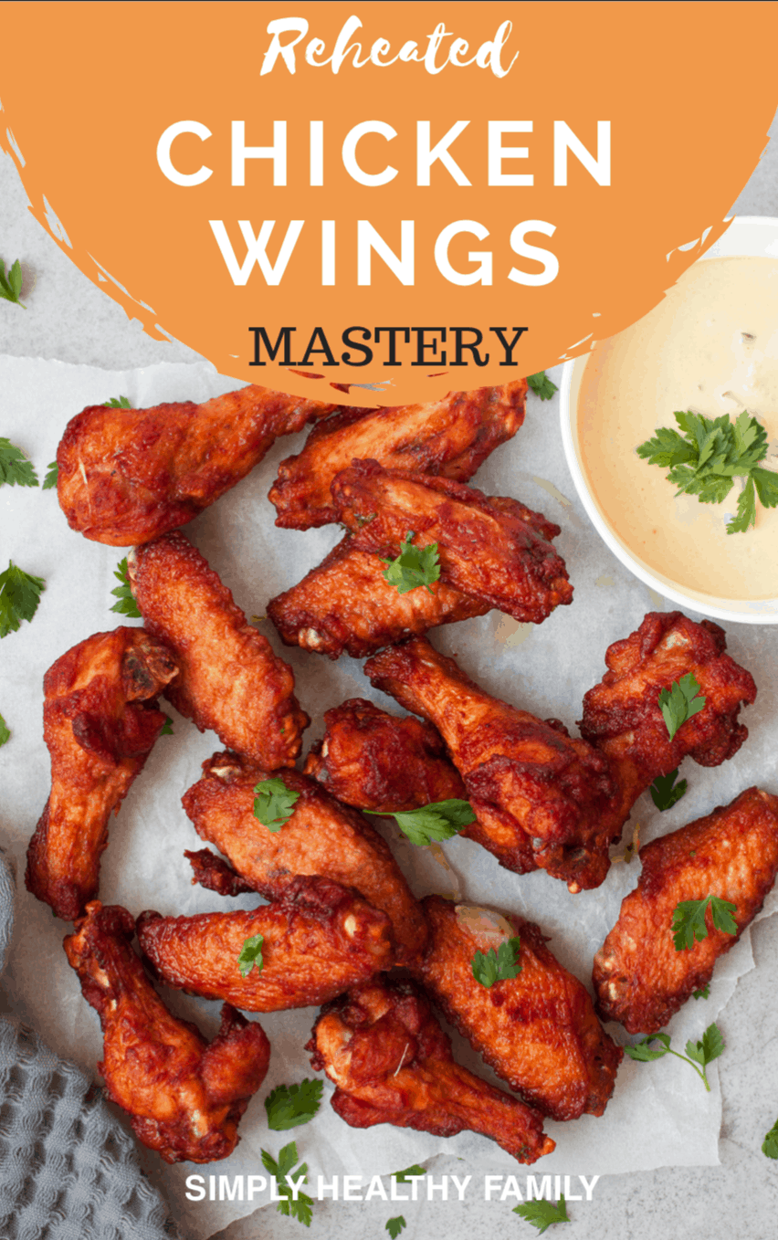 Reheat Checking Wings Ebook