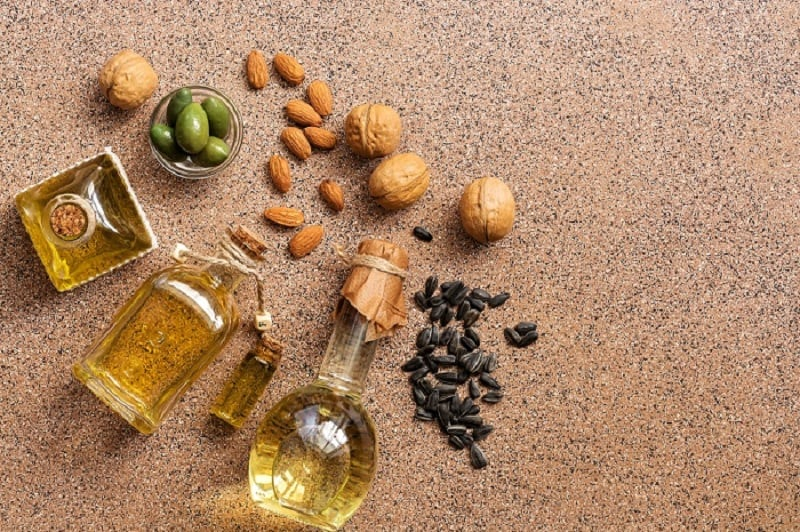 Types of Cooking Oils & Their Uses