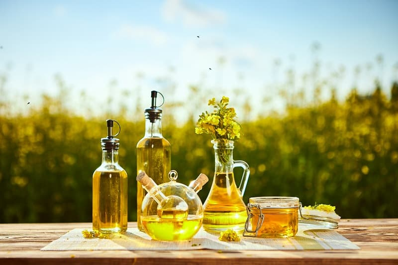 All About Cooking Oil