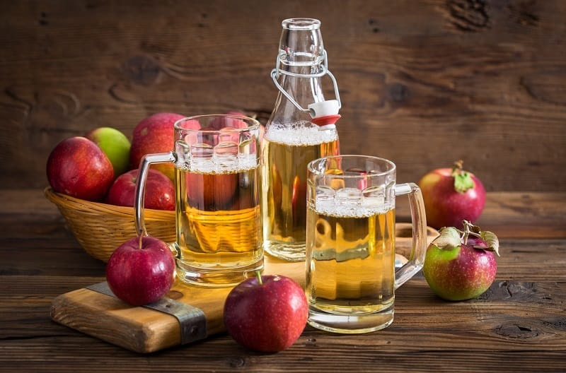 does apple cider vinegar go bad