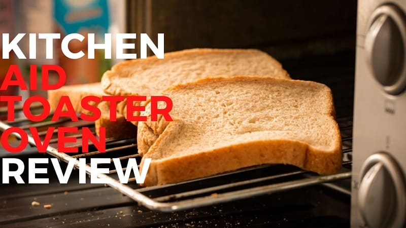 kitchen aid toaster oven review