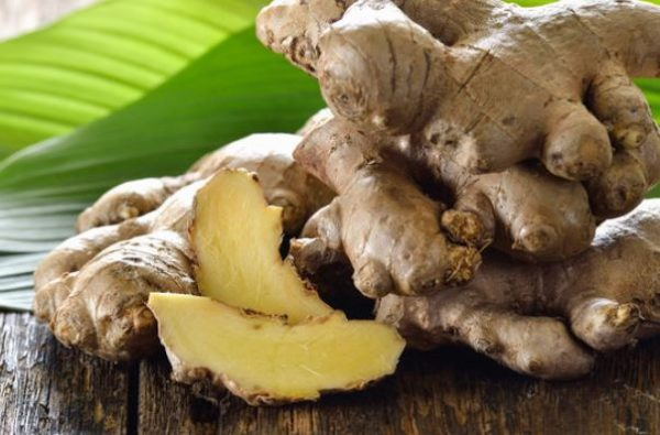 does ginger root go bad