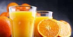 substitution for orange juice
