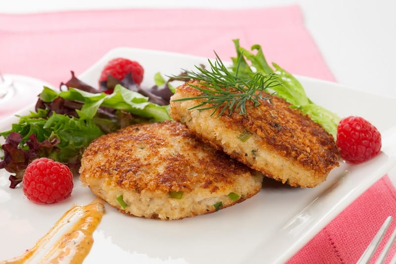 How to Cook Frozen Crab Cakes?