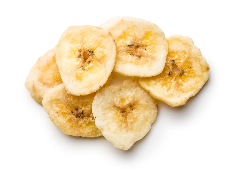 How to Make Banana Chips In an Air Fryer