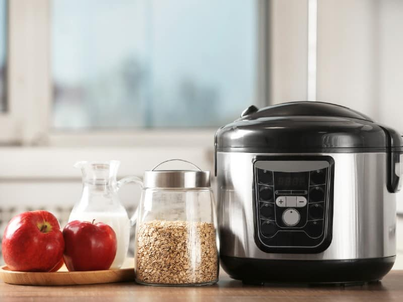 How to Make Oatmeal in a Rice Cooker