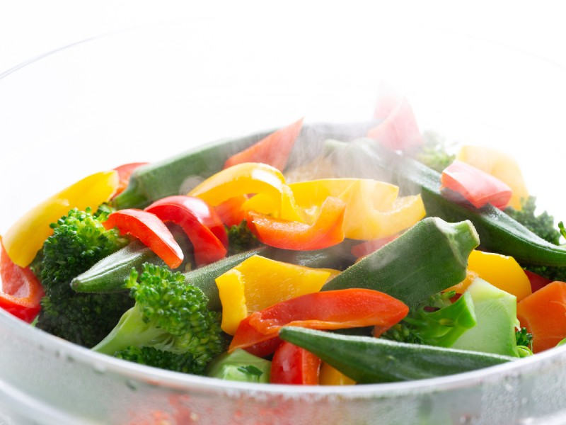 How to Steam Veggies in Rice Cooker