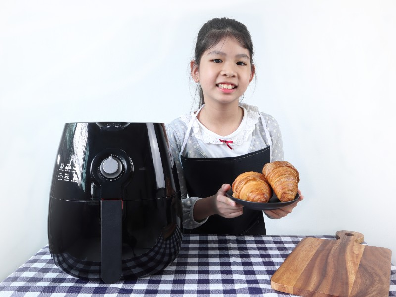 Toast in an Air Fryer