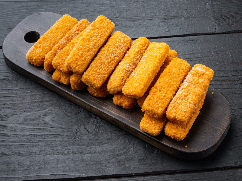 How Long to Cook Frozen Fish Sticks in Air Fryer?