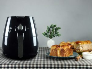 can you make toast in an air fryer
