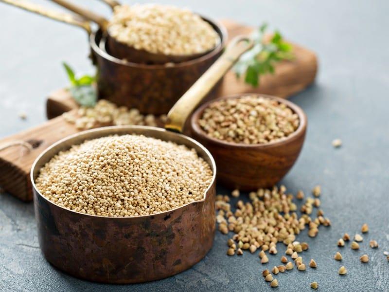 Cook Quinoa in Aroma Rice Cooker