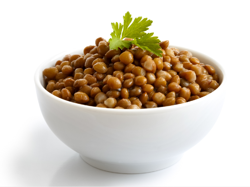 Cook Lentils in a Rice Cooker
