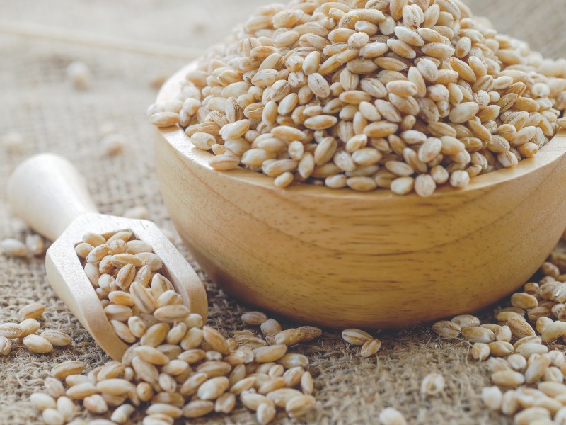 how to cook barley in a rice cooker
