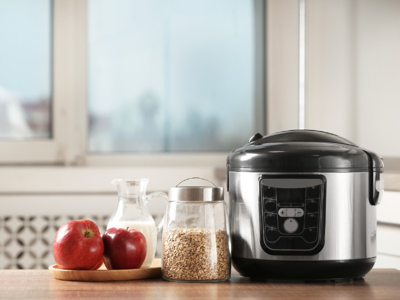 Can You Cook Oatmeal in a Rice Cooker?