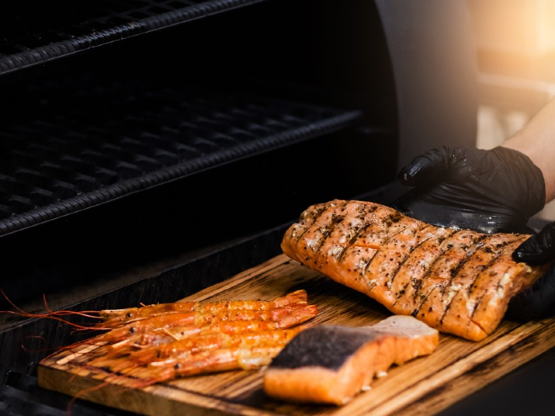 How to Cook Salmon in a Toaster Oven