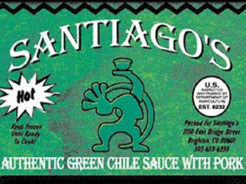 Santiago's Green Chili Recipe